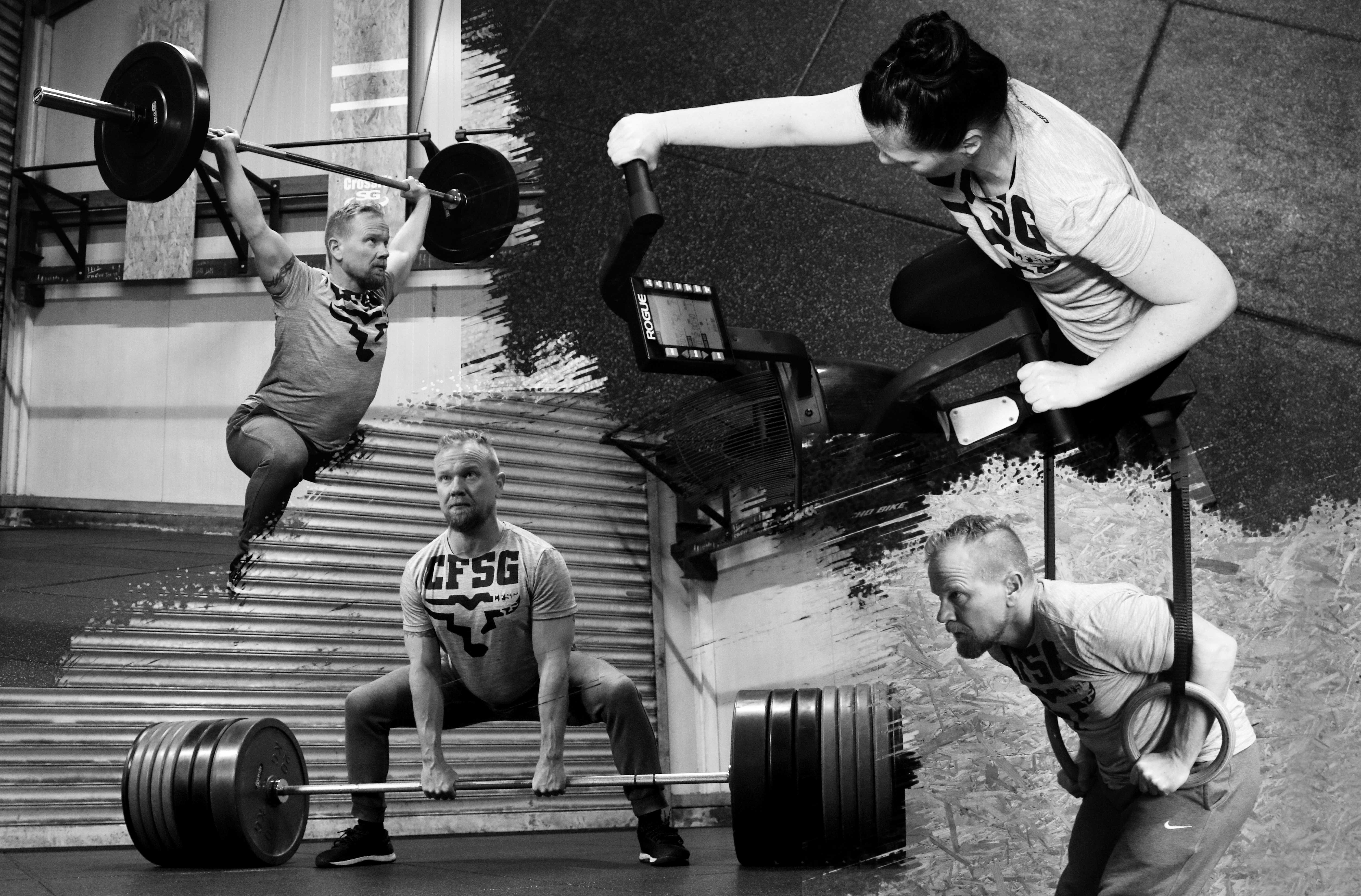 Crossfit SG in Hannover